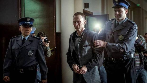 kadr z filmu '25 lat niewinności. Sprawa Tomka Komendy'