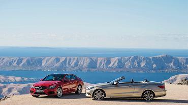 Mercedes Klasa E Coupe i Cabriolet