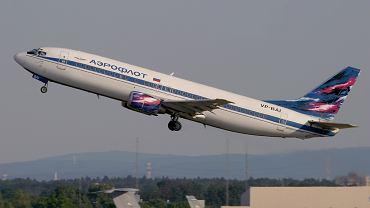 Boeing 737 Aeroflot