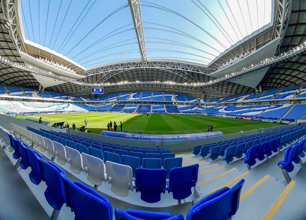 Stadion w Al-Wakrah gotowy na rozgrywki w 2022 r. W ciągu ostatniej dekady Katar na potęgę budował mundialową infrastrukturę: poza siedmioma nowymi stadionami w imponującym tempie powstają drogi, lotniska, hotele, a nawet nowe miasto, gdzie odbędzie się finał mundialu.