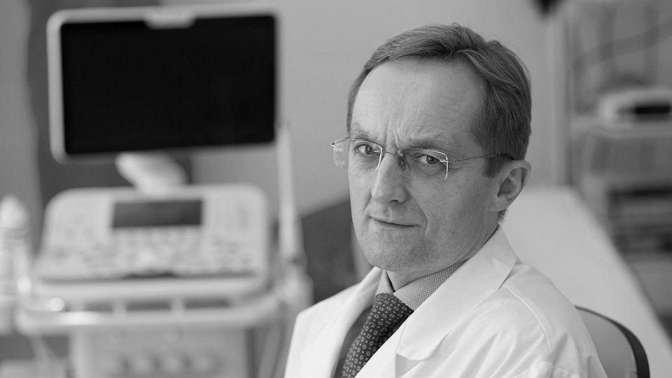 Prof. Wojciech Rokita.