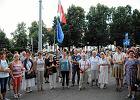 """Szczecin: """"Niewielu musi zwyciężyć za wielu"""". Jeszcze jedna obrona sądów przed PiS"""