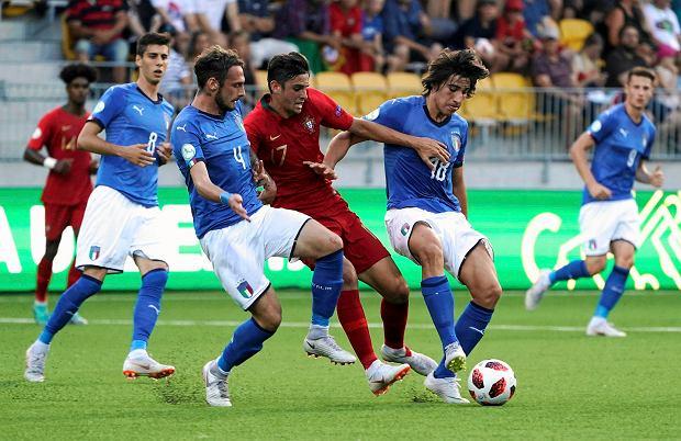 13ef5acaf Euro U-19. Kapitalny finał turnieju! Portugalia wygrała z Włochami po  dogrywce