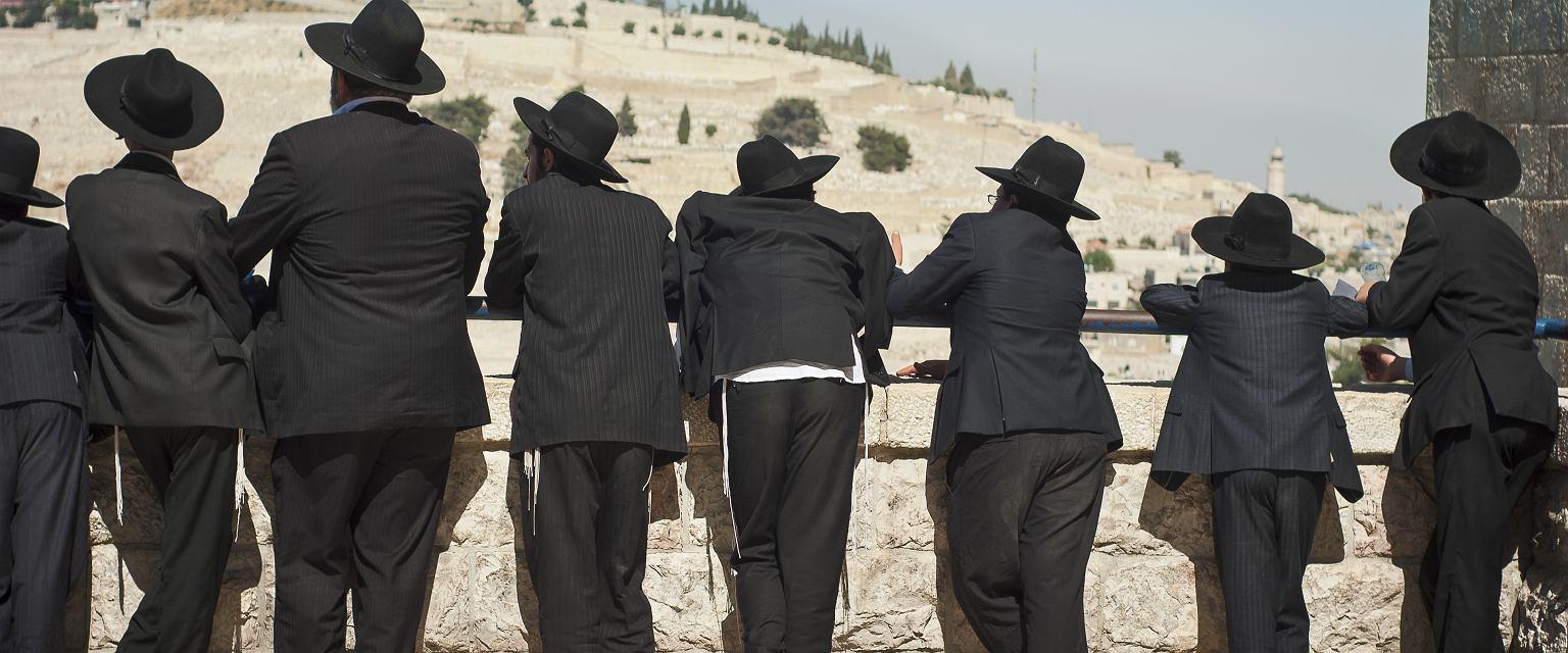 Izrael jest dla części ludzi krajem wyidealizowanym (fot. Shutterstock)
