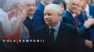 Na ostatniej prostej eurokampanii Zjednoczona Prawica straciła swoją sondażową przewagę nad Koalicję Europejską