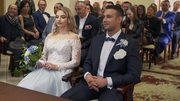 Oliwia i Łukasz ze ''Ślubu od pierwszego wejrzenia''