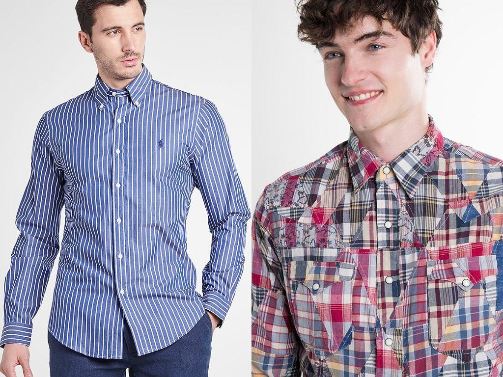 Koszule męskie Polo Ralph Lauren z wyprzedaży