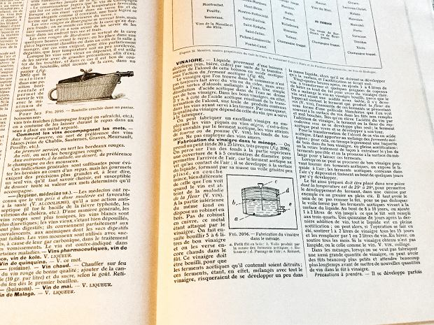 To Francuzi opracowali metodę orleańską, którą stosuję - zdradza pani Urszula. - Opis tej metody znalazłam w książce Larousse Ménager De La Vie Domestique z 1926 roku