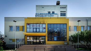 Szpital covidowy w Tychach
