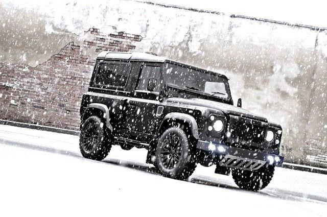 Kahn Land Rover Defender Winter Edition