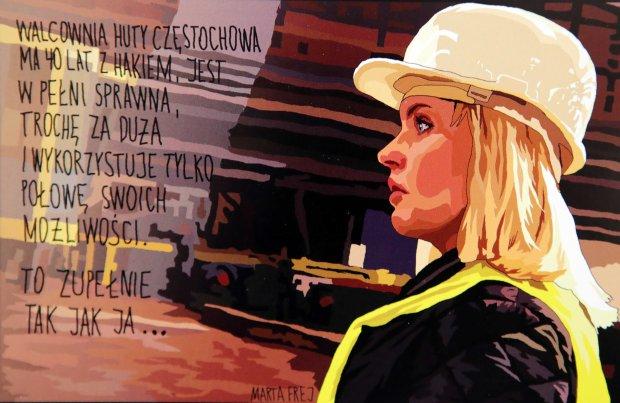 Zdjęcie numer 223 w galerii - Marta Frej rysuje dla