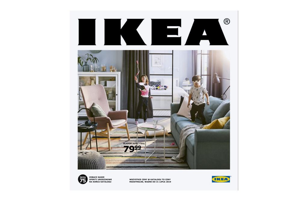Katalog IKEA 2019 - świętujemy bogactwo domowego życia