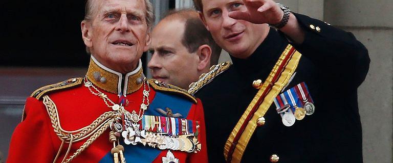 Pałac podał szczegóły pogrzebu księcia Filipa. Harry przyleci bez Meghan