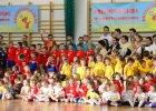 Siatkarze PGE Skry Bełchatów wylądowali wśród przedszkolaków