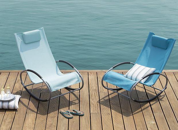 Bujane fotele ogrodowe