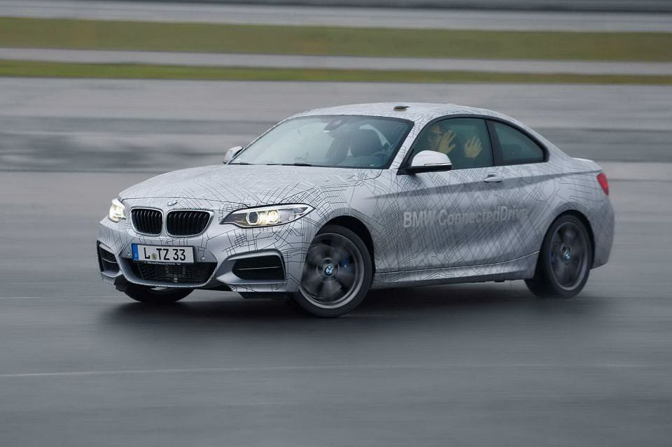 CES | BMW Highly Automated Drive