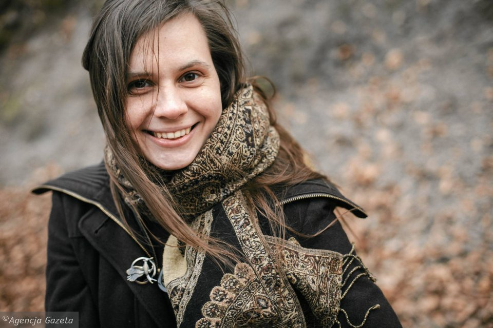 Joanna Karczewska, jedyna Polka w projekcie Mars One