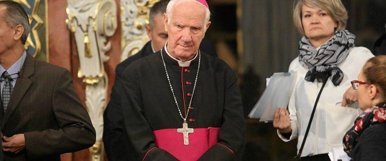 Nauczyciele oburzeni homilią biskupa Ignacego Deca w Wielki Czwartek