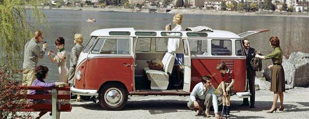 Volkswagen Transporter T1 Samba