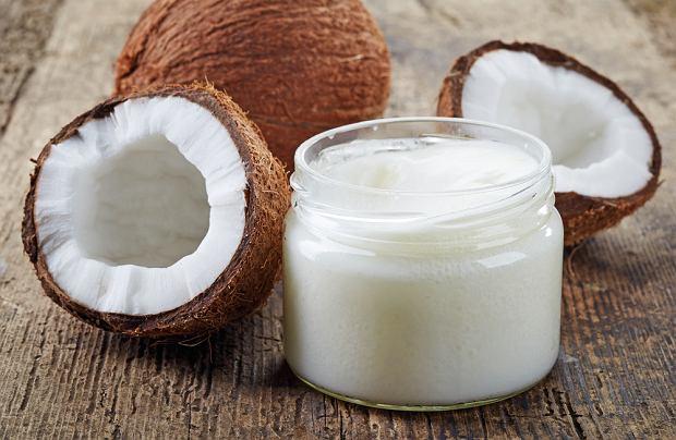 Olej kokosowy na twarz