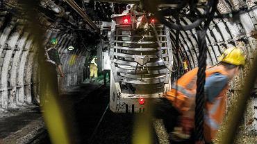 W kopalni Budryk węgiel wydobywany będzie prawie 1,3 km pod powierzchnią ziemi