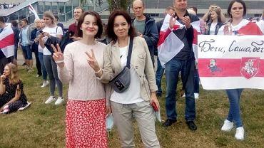 Alena i Masza, mama i córka, autorka i bohaterka wspomnień
