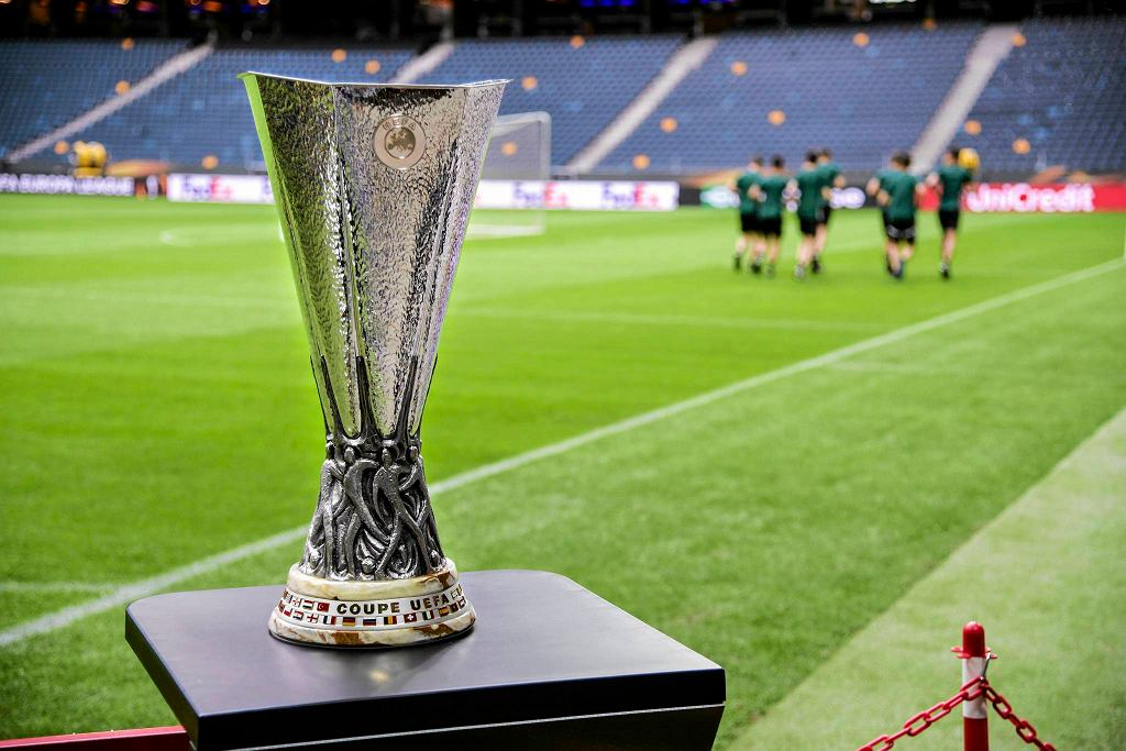 Trofeum w Lidze Europy