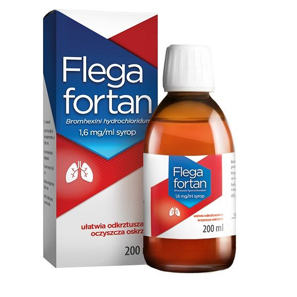 GIF wycofuje z obrotu 40 serii syropu Flegafortan