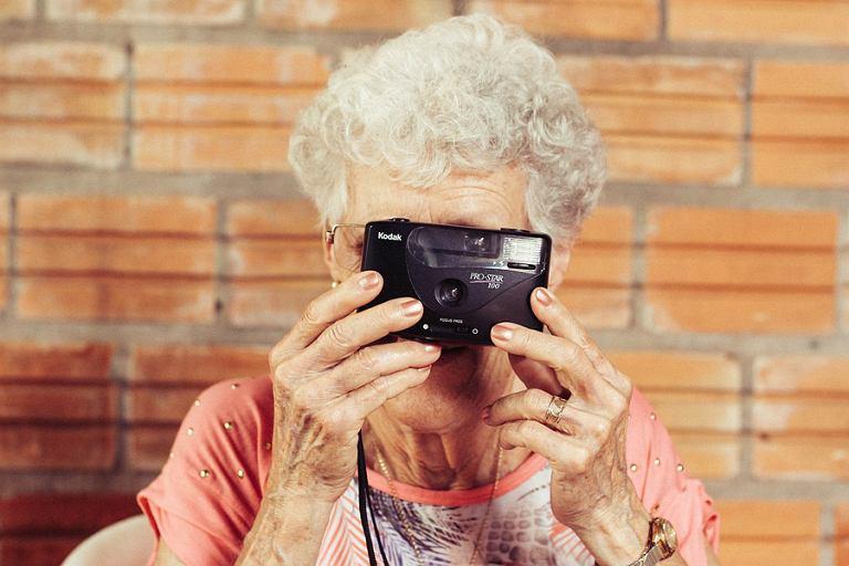 prezenty dla nowoczesnej babci