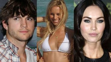 Ashton Kutcher, Karolina Kurkova, Megan Fox
