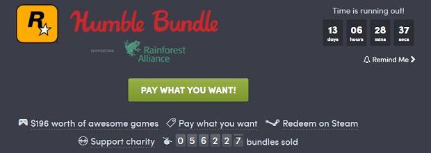 Najnowsza odsłona akcji Humble Bundle