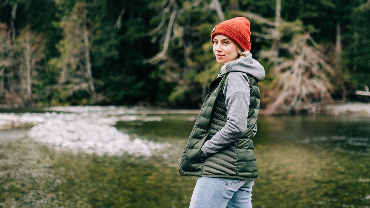 Monika Grzelak - autorka książki 'Kanadiana'