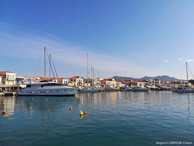 Wyspy Argosarońskie w Grecji. Z Aten dotrzesz tam błyskawicznie