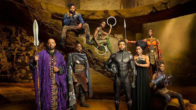"""""""Czarna Pantera"""" pobiła wszelkie rekordy. Przełomowy film dla marszu o miejsce czarnych w popkulturze już w TV"""