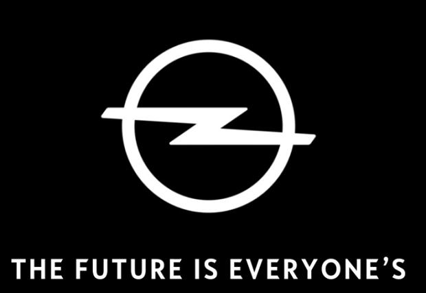 Nowe logo Opla wraz z mottem
