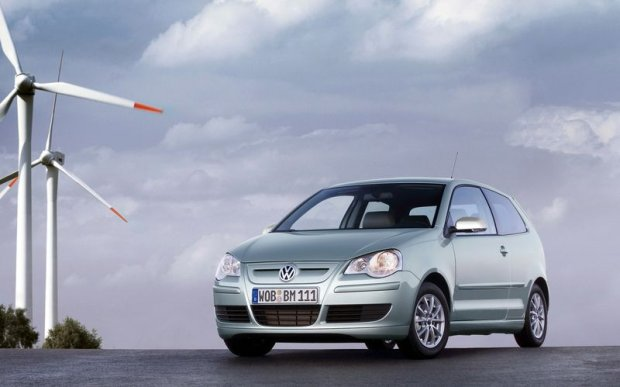 Volkswagen Polo IV BlueMotion