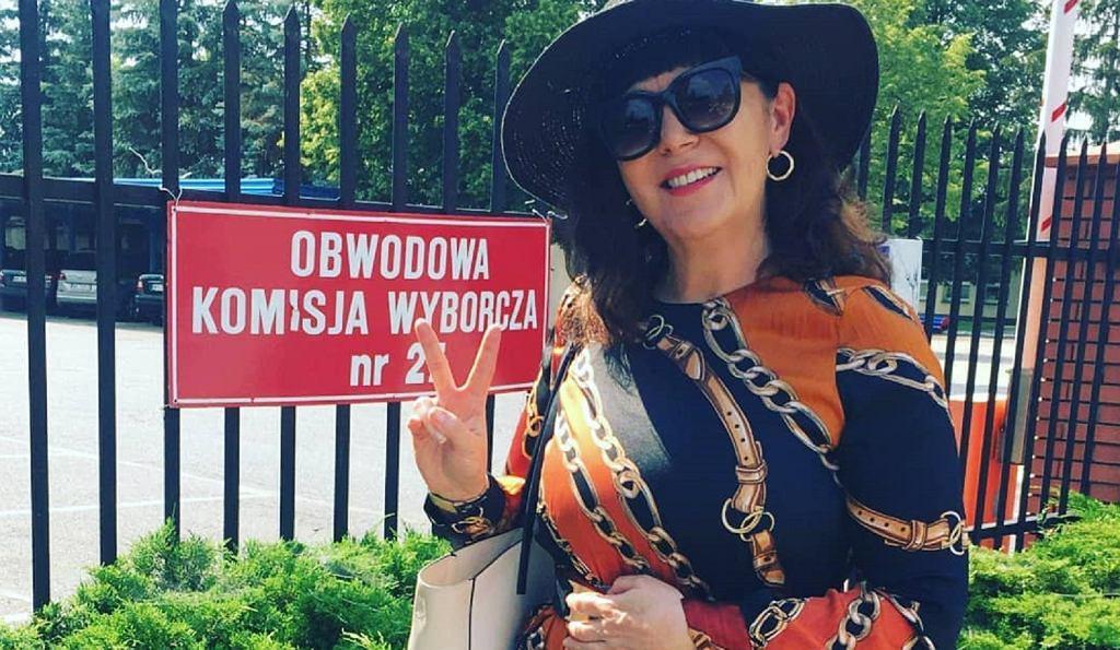 Iwona Maria Orzełowska, 2018 r.