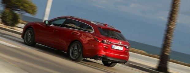 Mazda 6 2.2 Skyactiv-D AWD FL