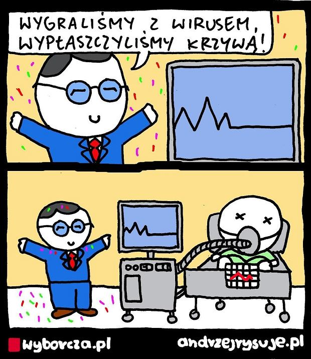 Andrzej Rysuje | KRZYWA - Andrzej Rysuje  -