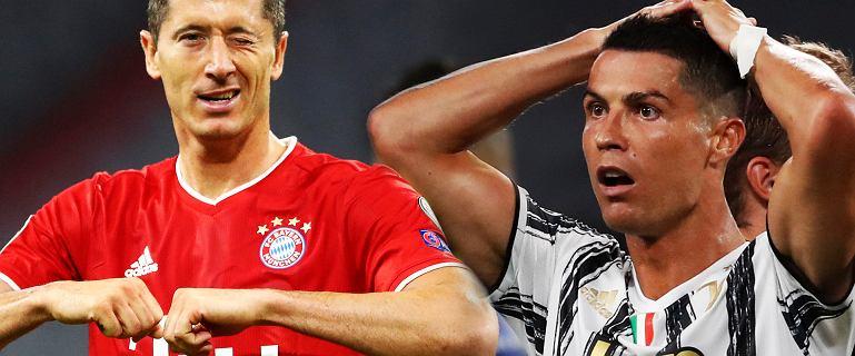 Ronaldo powinien się obawiać Lewandowskiego. Wielki rekord Ligi Mistrzów zagrożony