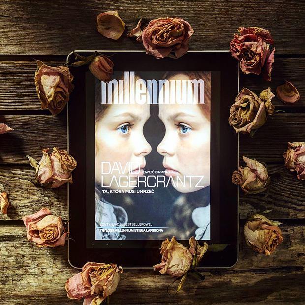Ostatnia część serii 'Millenium' w formie e-booka