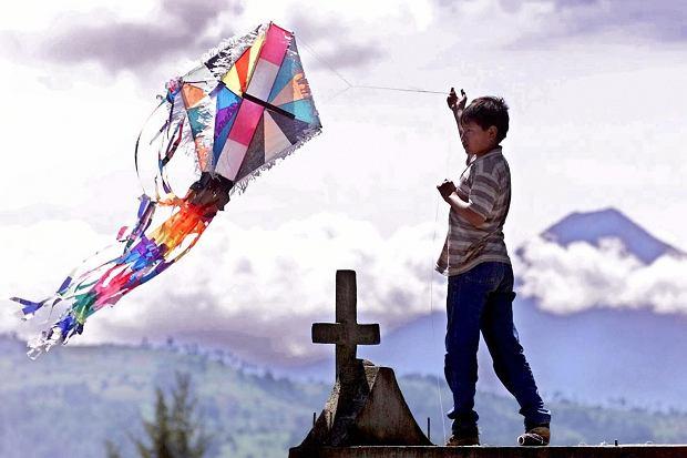 1 listopada w Gwatemali