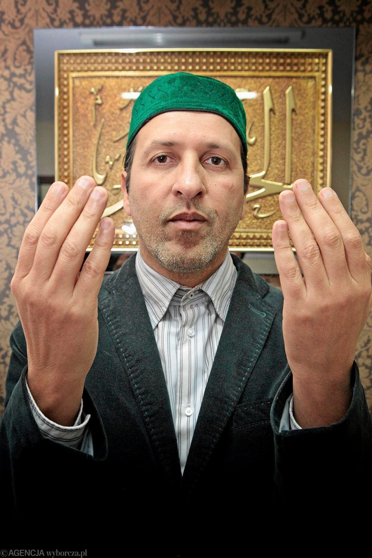 Poznański Imam Youssef Chadid