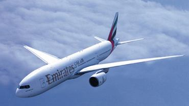 Boeing 777 Emirates Airlines