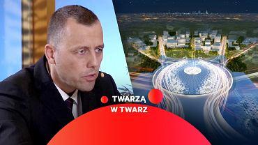 Mikołaj Wild, pełnomocnik rządu ds. CPK