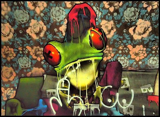 Ależ żabciu...