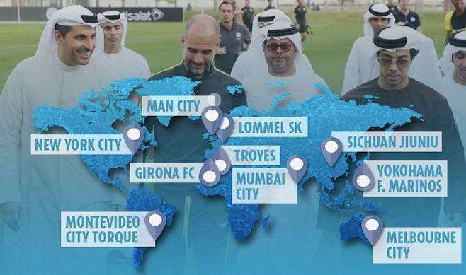 City Football Group ma już dziesięć klubów