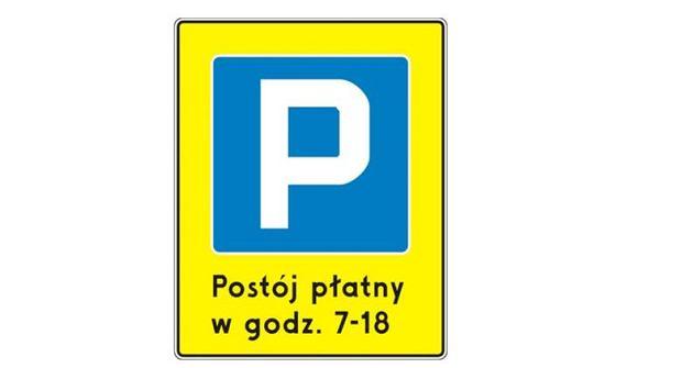 Śródmiejska strefa parkowania