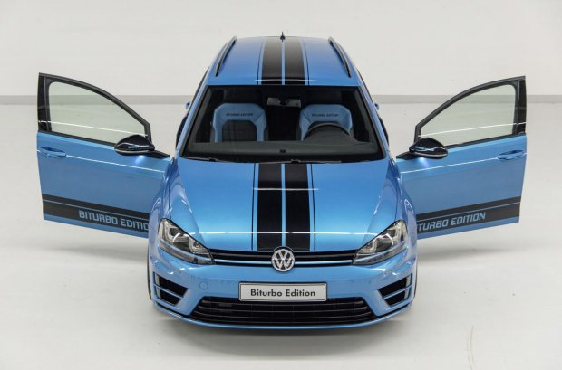 Volkswagen Golf Variant Biturbo Edition