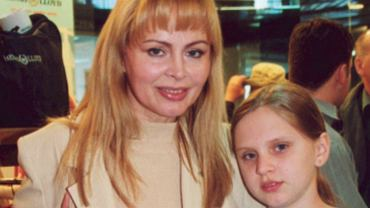 Izabela Trojanowska z córką